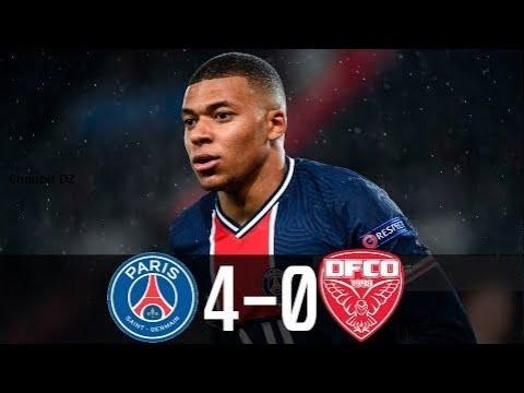 Download PSG vs Dijon 4-0 Ligue 1 ● 24/10/2020 HD