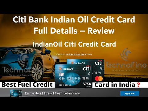 Citi Bank Indian Oil Credit Card Review - Benefits | Best Fuel Credit Card In India 2020 🔥🔥🔥