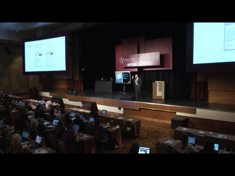 Live Email Optimization from MarketingSherpa Email Summit 2015