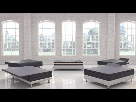 LANGEL SYSTEM Reinvent the mattress _Topper Lift