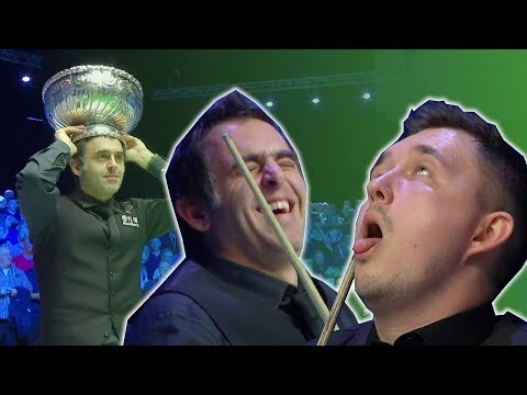 Ronnie O'Sullivan Super Shots & Moments | Champion Of Champions 2018