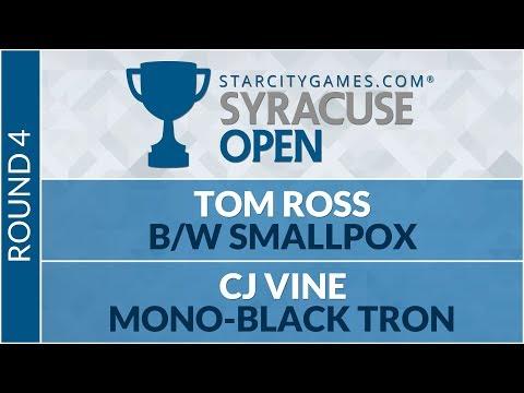 SCGNY - Round 4 - Tom Ross vs CJ Vine [Modern]