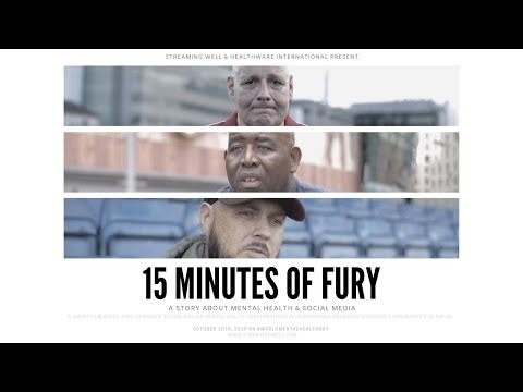 15 MINUTES OF FURY | MENTAL HEALTH & SOCIAL MEDIA (MUST WATCH) thumbnail