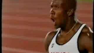 1996 Olympic Games 100m Men