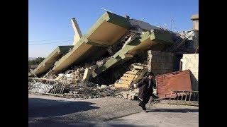 TWO Major EARTHQUAKES 6.2 & 6.0 strike MEDITERRANEAN Region, IRAN 12.12.17