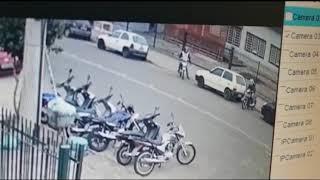 Moto furtada em Sapiranga nesta terça-feira de manhã