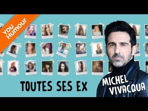 MICHEL VIVACQUA - Toutes ses ex