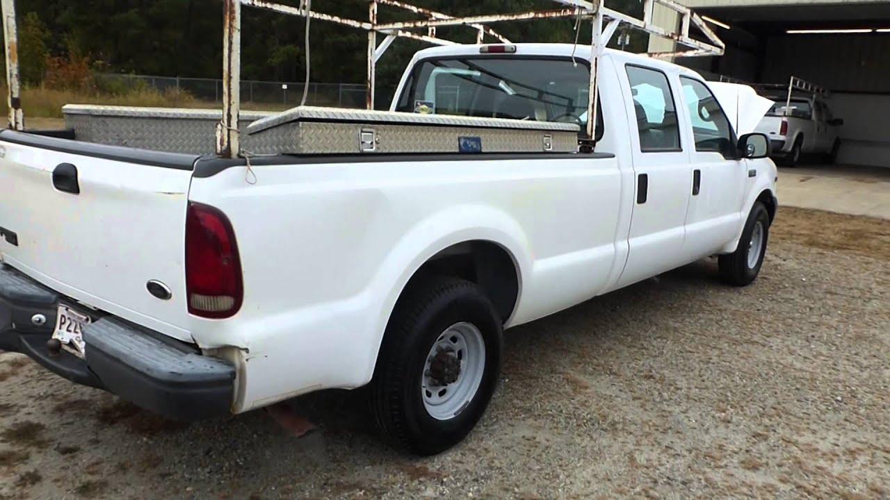 1998 ford f250xl super duty