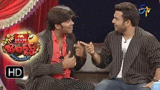 Sudigaali Sudheer Performance – Extra Jabardasth - 5th August 2016– ETV  Telugu