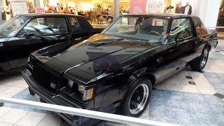Buick Grand National   Muscle Car Mania 2016