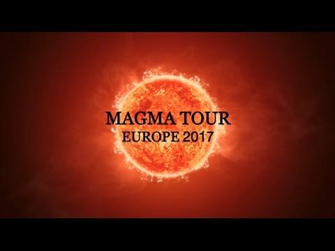 GOJIRA - MAGMA TOUR EUROPE 2017