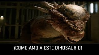 JURASSIC WORLD FALLEN KINGDOM - JURASSIC WORLD EL REINO CAIDO - RESEÑA/CRITICA/REVIEW