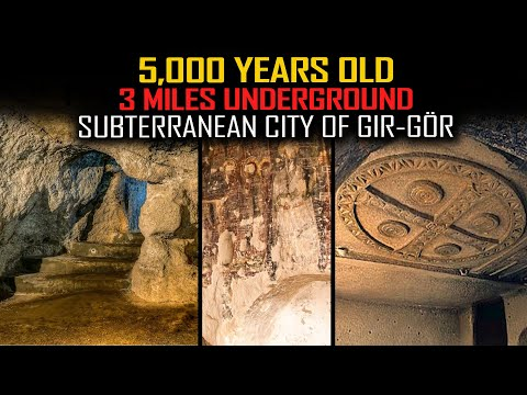 Archaeologists Uncover The Worlds' Largest Subterranean City EVER Built