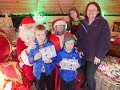 Santa, Elves & Sleigh Bells Christmas event at the Tropical Butterfly House