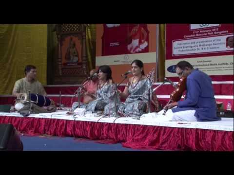 2012 - Concert by Priya Sisters