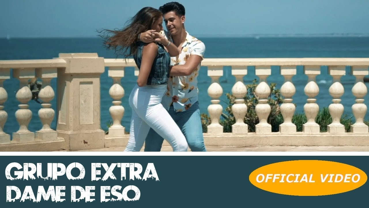 Grupo Extra Quiereme Un Poquito Official Video Bachata Hit Youtube