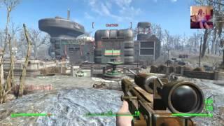Fallout 4 прохождение, часть 33 - Med-Tek Research Let s play part 33