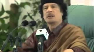 Sirte - Muammar Al Gaddafi speaks at Summit European Union and African Union - English