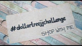 Junk Journal - Dollartree JJ Challenge - Shop with me