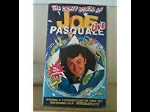 The Crazy World Of Joe Pasquale Live (1998)