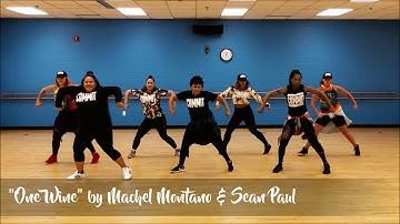 "Machel Montano & Sean Paul ft. Major Lazer - ""One Wine"" - COMMIT Dance Fitness Choreo"