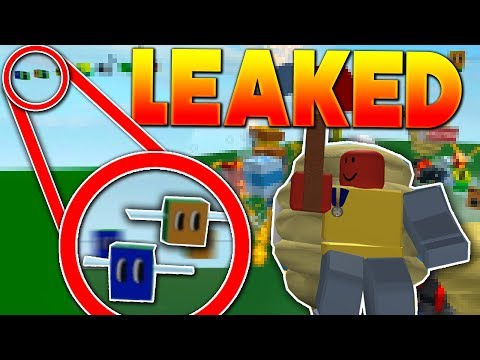 NEW *SECRET* BEES ACCIDENTALLY LEAKED!? - Roblox Bee Swarm ...