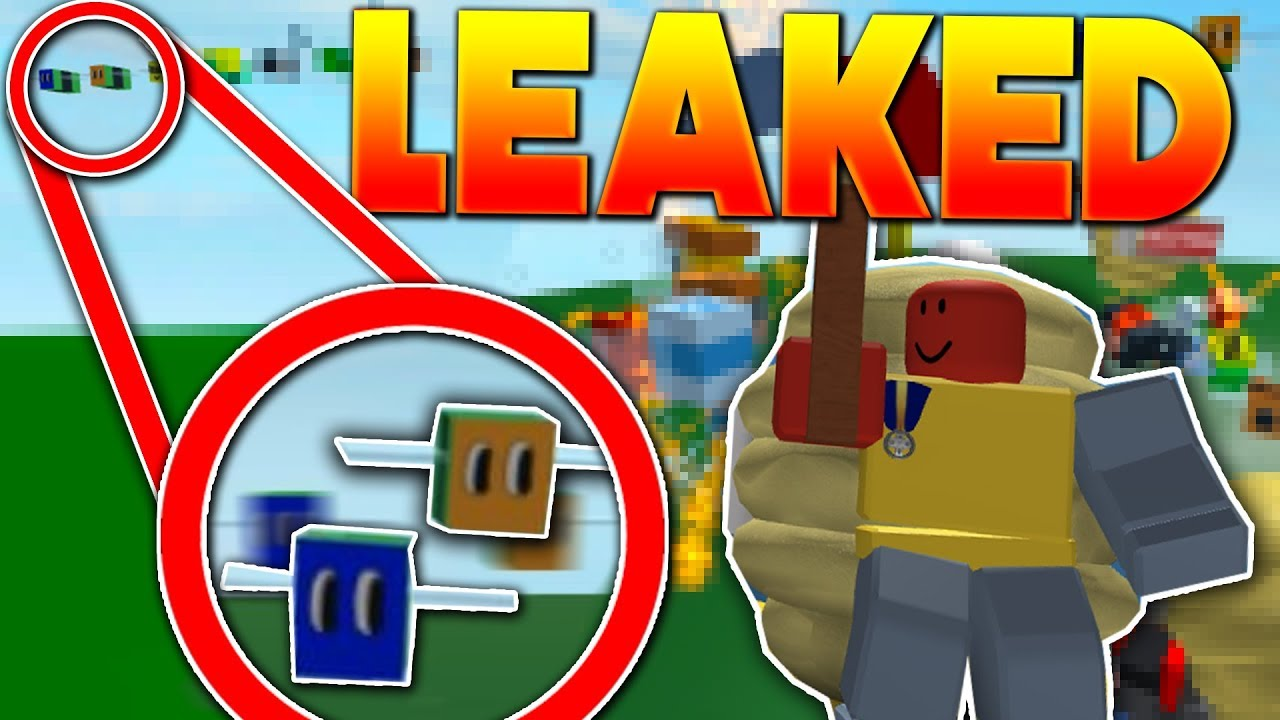 New Secret Bees Accidentally Leaked Roblox Bee Swarm
