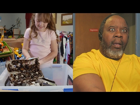 Dad Reacts to Obsessed with Collecting Cockroaches | My Kid's Obsession