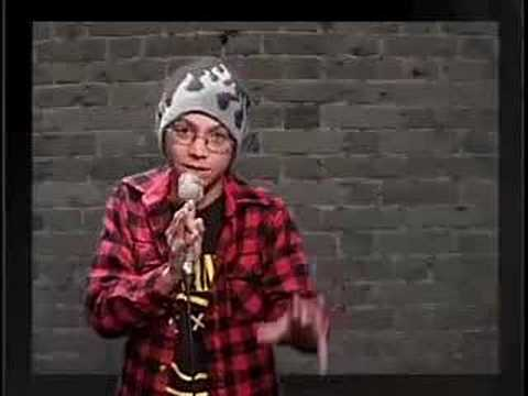 Billy The Kid: Standup & Interview on Checkerboard Kids