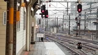 313系B102➕211系K116編成当駅止まり名古屋12番線到着