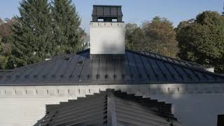 Standing Seam Metal - Lake Forest, installed by CRC Cedar Roofing Company