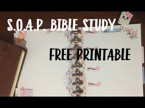 photograph relating to Soap Bible Study Printable named Cleaning soap Bible Analysis Approach + Absolutely free Printable