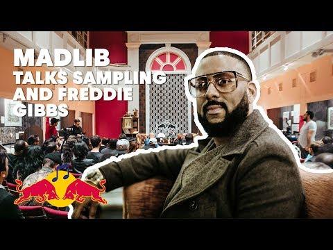 Madlib Talks Sampling, Freddie Gibbs, J Dilla And More | Red Bull Music Academy