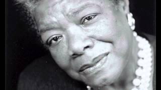 Maya Angelou reads Still I Rise
