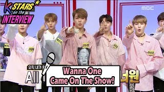 Video [CONTACT INTERVIEW★] Wanna One On The Show! 20170827 download MP3, 3GP, MP4, WEBM, AVI, FLV Oktober 2018