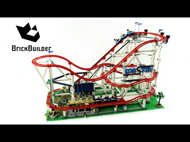 Lego Creator 10261 Roller Coaster – Lego Speed Build