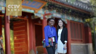 Young scholars gather at Yenching Academy
