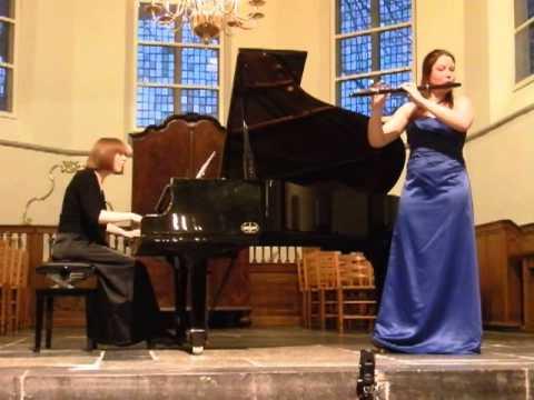G. Enescu: Cantabile et presto - Anne Brackman & Cathelijne Noorland
