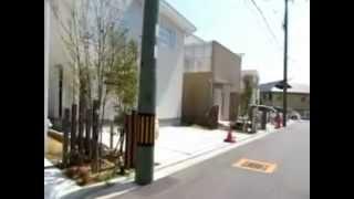 大阪府高石市のさくらホーム株式会社の分譲地カーサ・ドゥ・ソレイユ太...