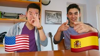 American vs. Spanish Slang (ft. Esteban)