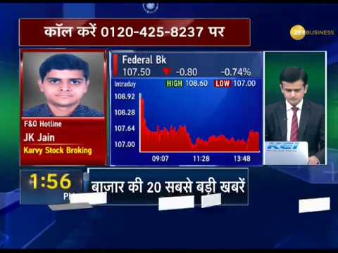 F&O Hotline: Dr Reddy's, PC Jeweller, Jubilant food among top gainers of December 12, 2017