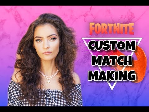 custom matchmaking not working fortnite