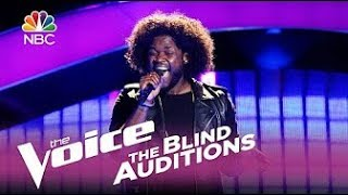The Voice 2017 Blind Audition Davon Fleming 34 Me And Mr Jones 34 React Analysis