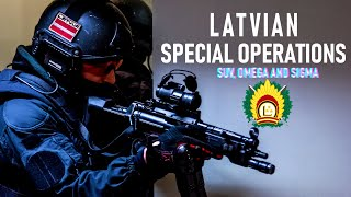 Baixar Latvian Special Forces - OMEGA, SUV, SIGMA