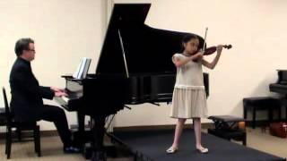 Myra Puri plays Boccherini Minuet