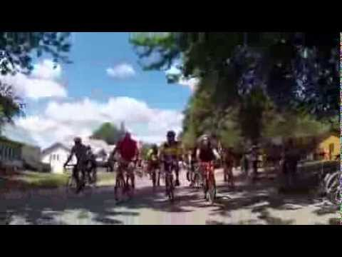 "Small Town Big Deal ""RAGBRAI"" with host Rodney Miller and Jann Carl S3E8"