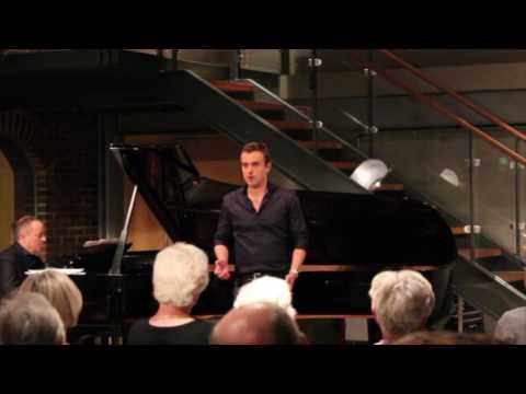 Mathias Gillebo sings Peter Grimes - Mad Scene.