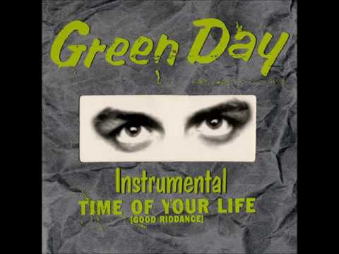 Green Day  Good Riddance Time of Your Life Instrumental
