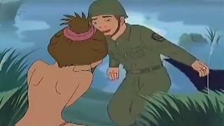FunNy CARtOon FoR AdUlTs Military and Hot Girl