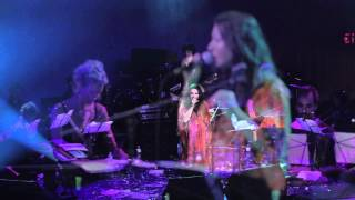 Natacha Atlas Live! @ The Zeitgeist Media Festival 2011, Hollywood, CA